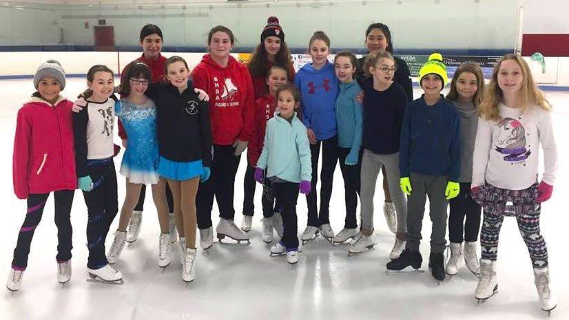 Header Image - Burlington Skating